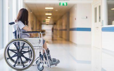 Face à la douleur : le jour où j'ai perdu mes jambes