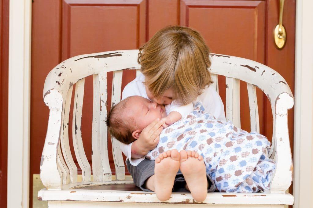 Troisième enfant, la première grande nouvelle de l'année