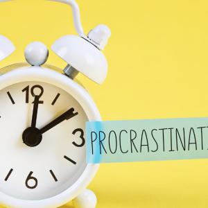 Arrêter de procrastiner